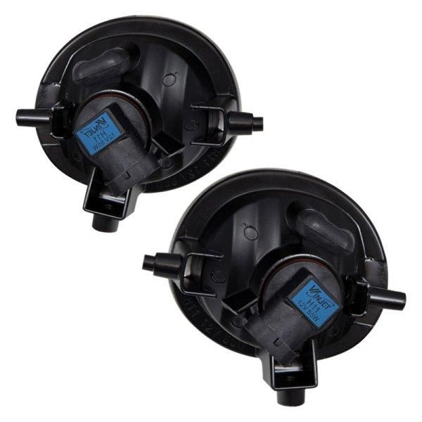 Winjet Fog Lights Mazda Mpv 2004 2010 Clear Mazda Dot Compliance Traveling By Yourself