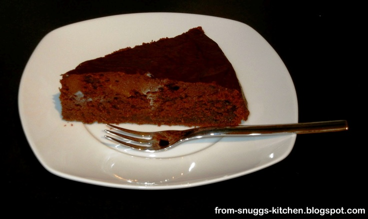 tonkabeans chocolate cake / tonkabohnen-schokoladen-kuchen