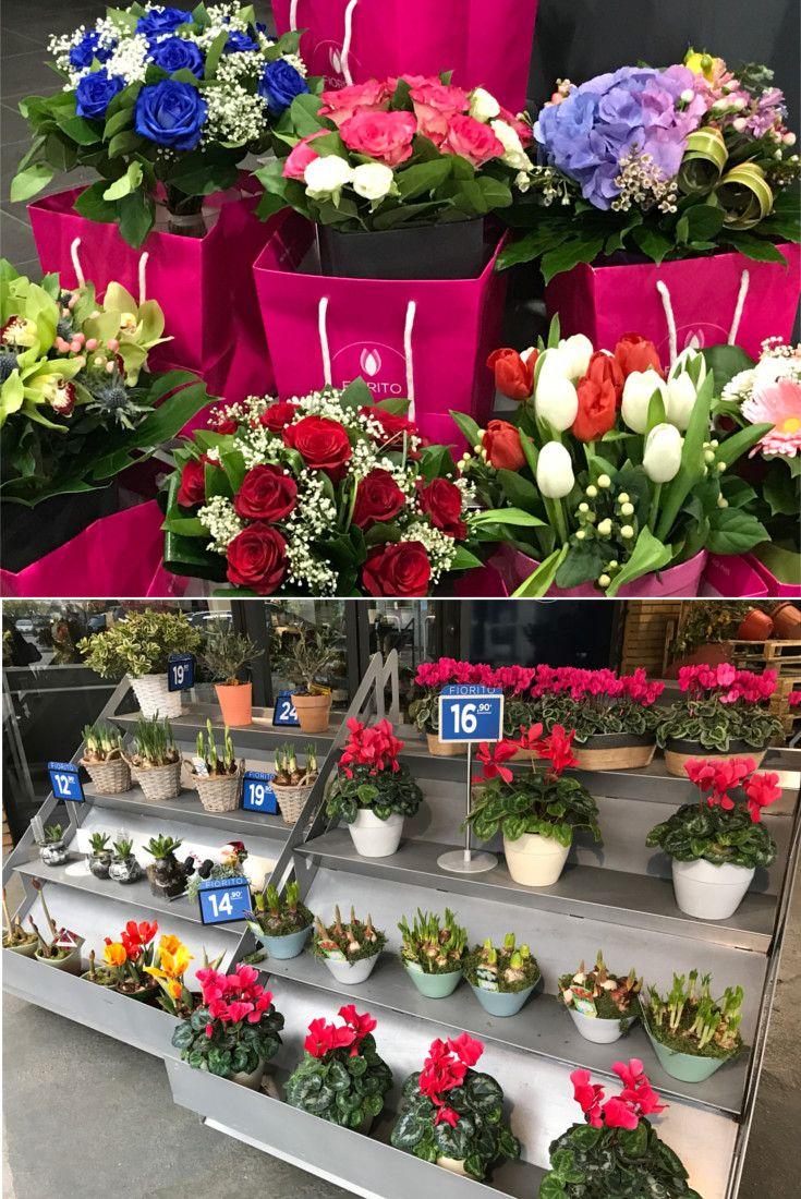 Negozio di fiori Fiorito: emozioni a portata di mano! #fiori #flowers #fiorista #bouquet #mazzodifiori #rose #negoziodifiori