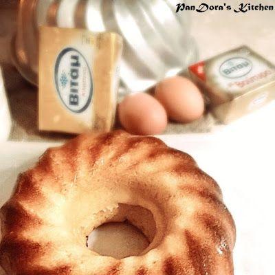 PanDora's Kitchen: Κλασικό κέικ της μαμάς
