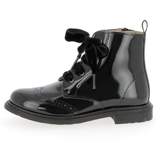 Girls' boots Black