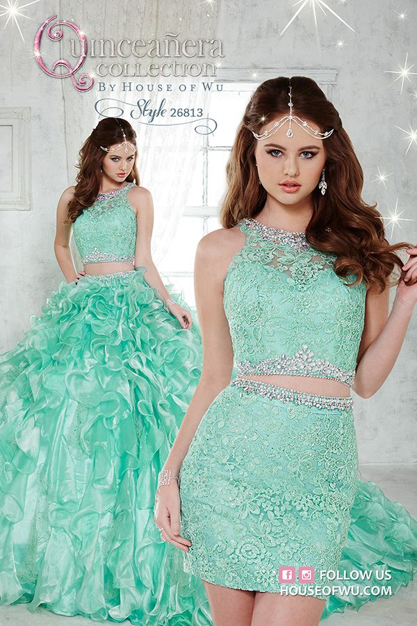 Quinceanera Collection Style 26813 - Quinceanera Collection