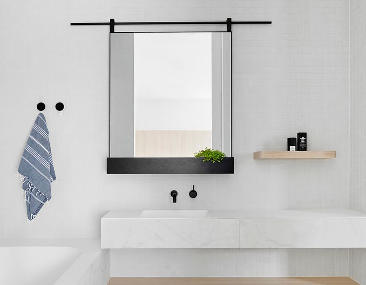 25 Modern Bathroom Mirror Designs: 25+ Best Ideas About Modern Bathroom Mirrors On Pinterest
