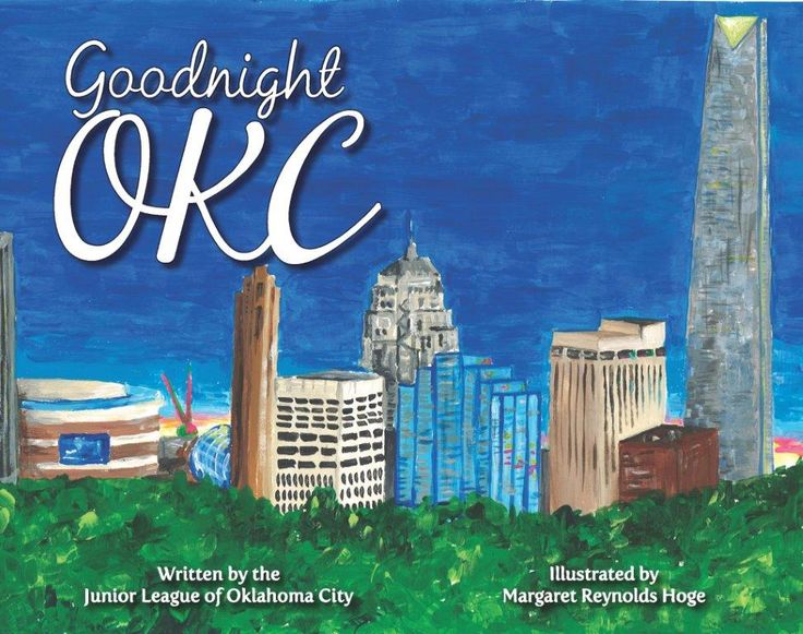 Goodnight OKC is now available @The Fleuriste