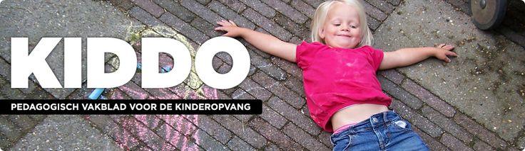 #KIDDO {pedagogisch vakblad voor de kinderopvang}