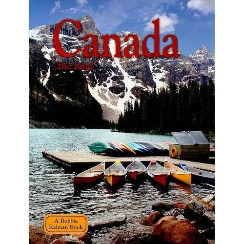 books about Canada for kids
