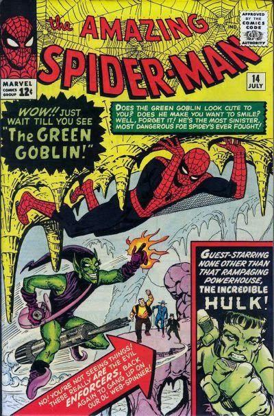 Amazing Spider-Man # 14, Green Goblin