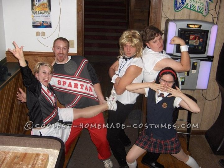 Funny Saturday Night Live Cast Group Costume... This website is the Pinterest of costumes