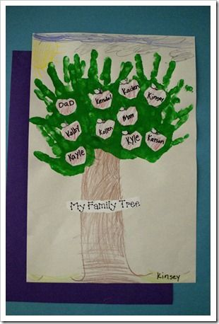 Family - Grade One Social Studies. This is accompanied by Loreen Leedy ...