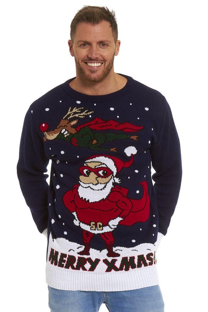 Navidades MUJER HOMBRE Artículo navideño Jersey Retro Vintage Unisex Suéter