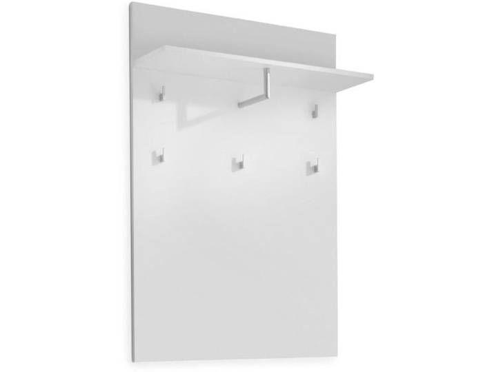 Garderobenpaneel Spice Weiss Hochglanz Lack Locker Storage Storage Home Decor