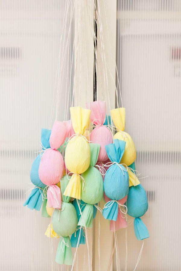 DIY Easter Egg Poppers