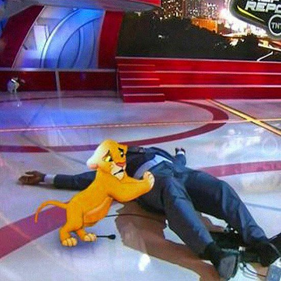Top 10 Funniest Shaq Halftime Fall Memes