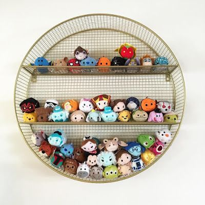 The Perfect Disney Tsum Tsum Display Shelf