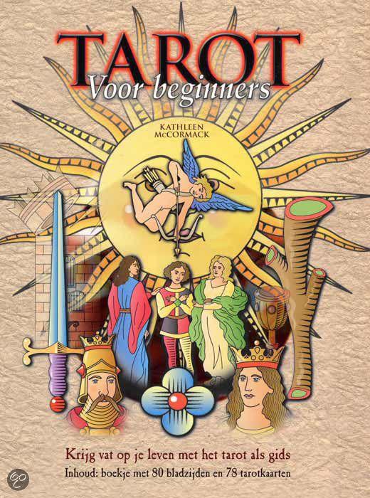 Tarot voor beginners + kaarten - Kathleen McCormack - ISBN 9789057641985. Ontrafel het mysterie van het tarot onder de deskundige begeleiding van tarotdocente en parapsychologe Kathleen McCormack. Ontdek uw innerlijke kracht en...GRATIS VERZENDING IN BELGIË - BESTELLEN BIJ TOPBOOKS VIA BOL COM OF VERDER LEZEN? DUBBELKLIK OP BOVENSTAANDE FOTO!