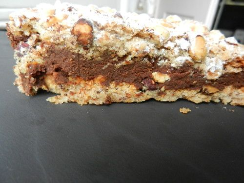 Gateau chocolat noisette pierre herme