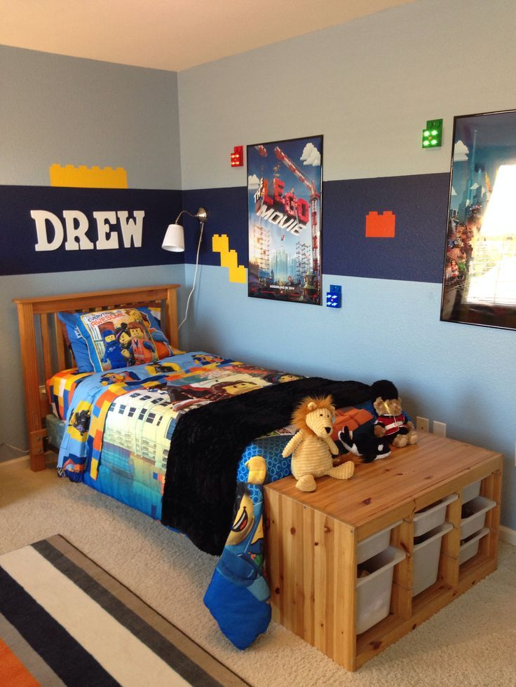 Best Boys Lego Bedroom Ideas On Pinterest Lego Storage Lego