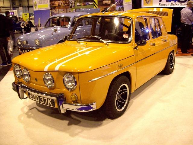 Renault-Alpine R8 Gordini (1971)