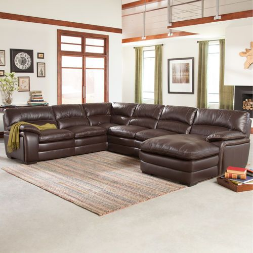 top grain leather sectional laughlin top grain leather chaise sectional second 6285