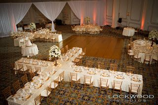 Georgia Watson Events Inc. ~ Weddings by Georgia: NEW Tampa Hotel Venue - The Historic Floridan Hotel - The First Wedding Reception at The Floridan in 45 years!