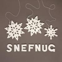 Keramik Snefnug fra HEIMAT