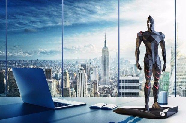 Kalium Sound Heroes – Humanoid Bluetooth Speaker You Should See