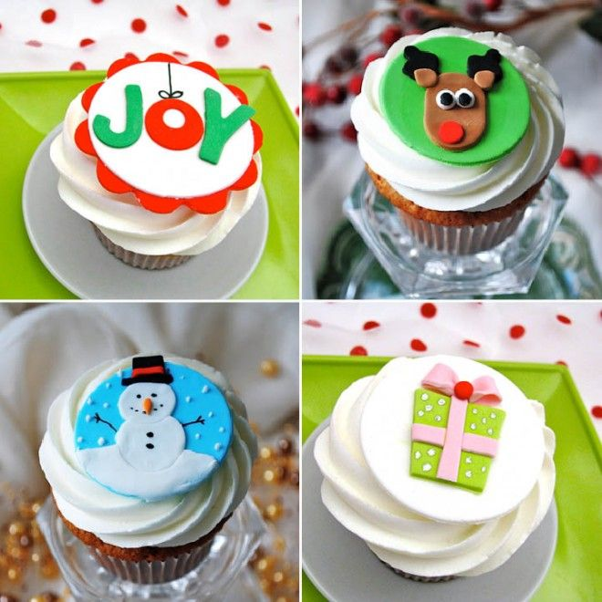 Edible Details cupcake toppers