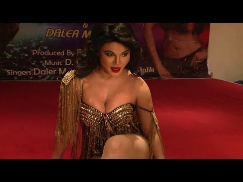 OMG ! Rakhi Sawant giving NAUGHTY poses to the cameraman. (18+Only)
