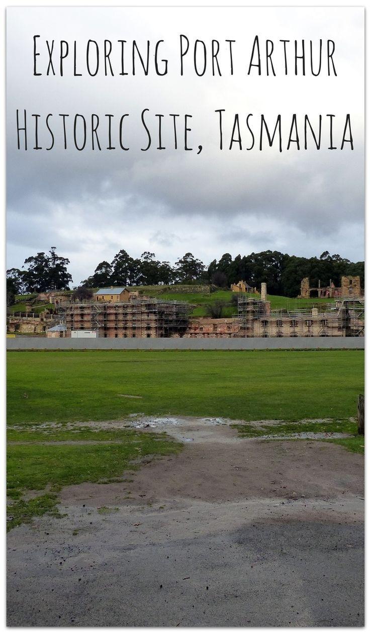 All about exploring Port Arthur Historic Site http://www.wheressharon.com/x-recent-posts/port-arthur-historic-site/ #Tasmania #familytravel #PortArthur