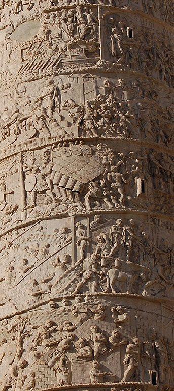 Trajan´s column (detail)