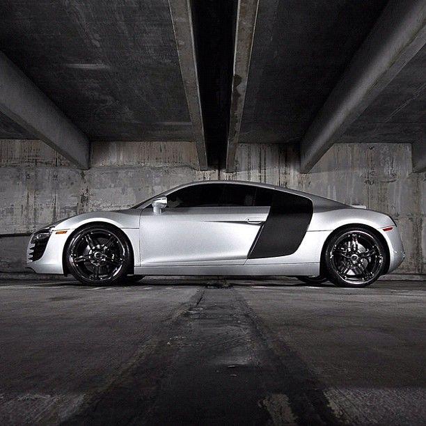 Good Audi R8. Beauty.