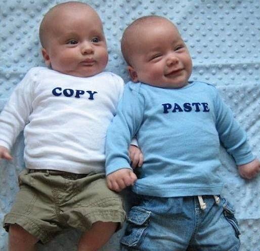 Masih tetep bayi kembar