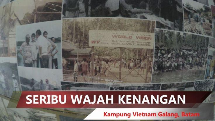 Galang refugee camp / Museum Seribu Wajah Kenangan Pulau Galang Part #3