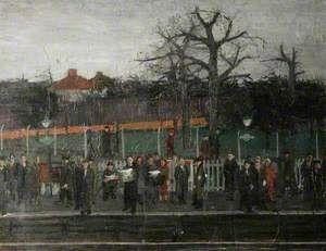 Kidbrook Station