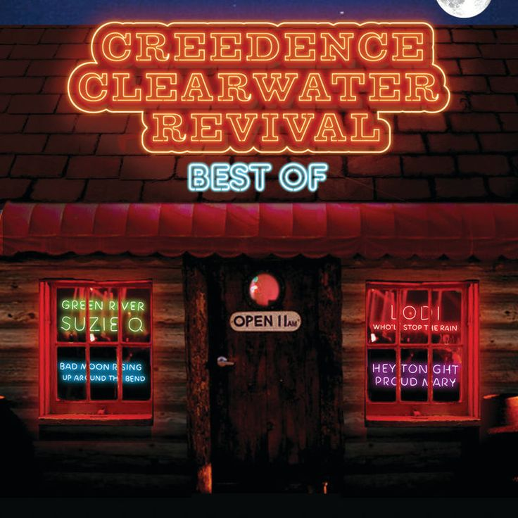 Fortunate Son by Creedence Clearwater Revival - Creedence Clearwater Revival - Best Of