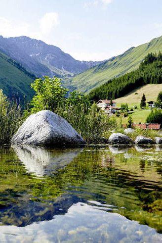 Natur pur - bei diesem Anblick würde man am liebsten direkt seine Sachen packen und auf schnellstem Wege ins #Wellnesshotel nach #Tirol fahren! #Wellnessurlaub