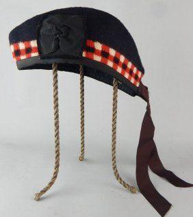 Scottish Soldier Cap