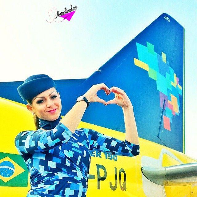 Azul Airlines Beautiful, Cada esforço valerá a pena , Aerolinda : Su Ferreira ✈️✈️ @suferreira_x