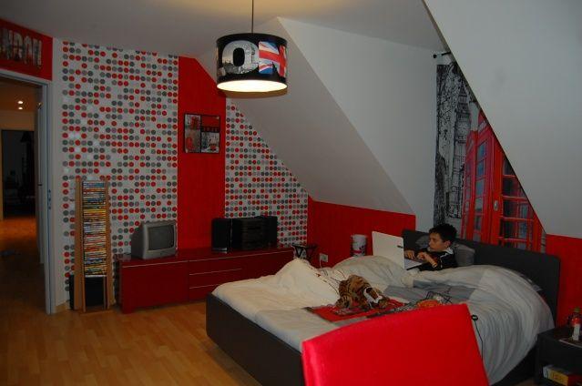 Id e deco chambre londres id es chambre d 39 ado gar on pinterest id e - Deco chambre angleterre ...