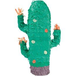Cactus Pinata (1 ct) Pinata (1 per package) by Ya Otta Pinata. $20.43. Includes one package of 1.. Pinatas are always a party favorite. Fill this western pinata with candy or small toys for hours of fun! 1 per package.