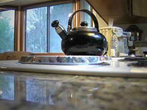 Come Riparare il smalto porcellanato su un fornello