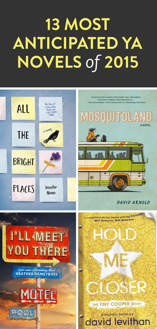 The most anticipated books of 2015