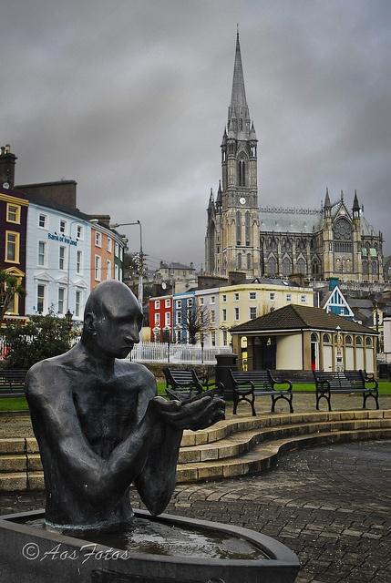 The Navigator - Cobh, County Cork, Ireland.