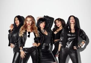 "'Mob Wives' gets Philly muscleThe fourth  season of ""Mob Wives"" will feature two new ladies who hail from Philly, a source tells Confidenti@l exclusively.  ""Mob Wives: New Blood,"" a massive hit for VH1, will bring back cast members Renee Graziano (photo center), Drita D'Avanzo (center l.) and fan favorite Angela (Big Ang) Raiola (far l.), who will be joined by Alicia DiMichele Garofalo (far r.) and Natalie Guercio (center r.) — who come with plenty of drama."
