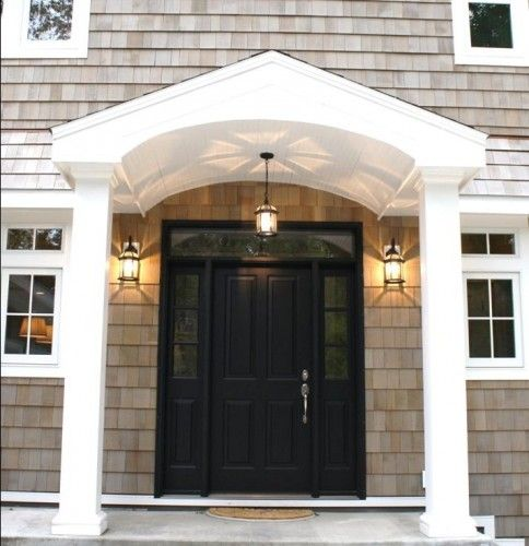 Best 25 dutch colonial ideas on pinterest dutch colonial exterior cape cod houses and house for Black exterior door with sidelights