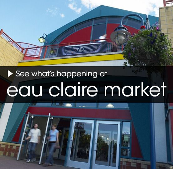 Eau Claire Market Mall- Shop Downtown Calgary Alberta