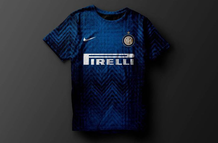Inter Milan Concept Kits by Mbroidered | 1