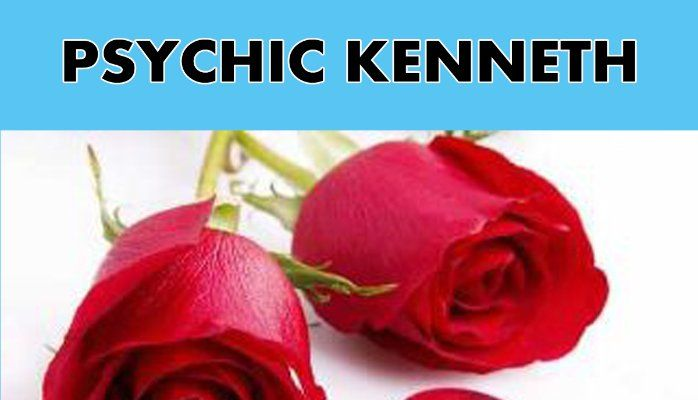 Get Your Relationship Questions Answered by Psychic Kenneth
