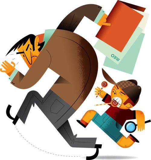 CLIENT: Expresso Newspaper, Caderno de Economia, 2016 © PROJECT: Ilustrações…