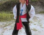 Pirate Pirates Boy Halloween Costume child